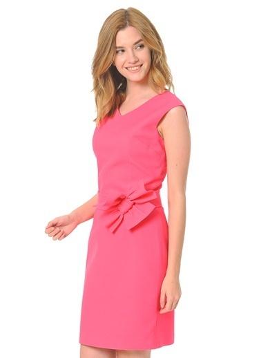 Askılı Kalem Elbise-Jus De Pommes